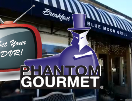 Catch Us on Phantom Gourmet!