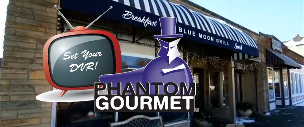 Catch Us on Phantom Gourmet!